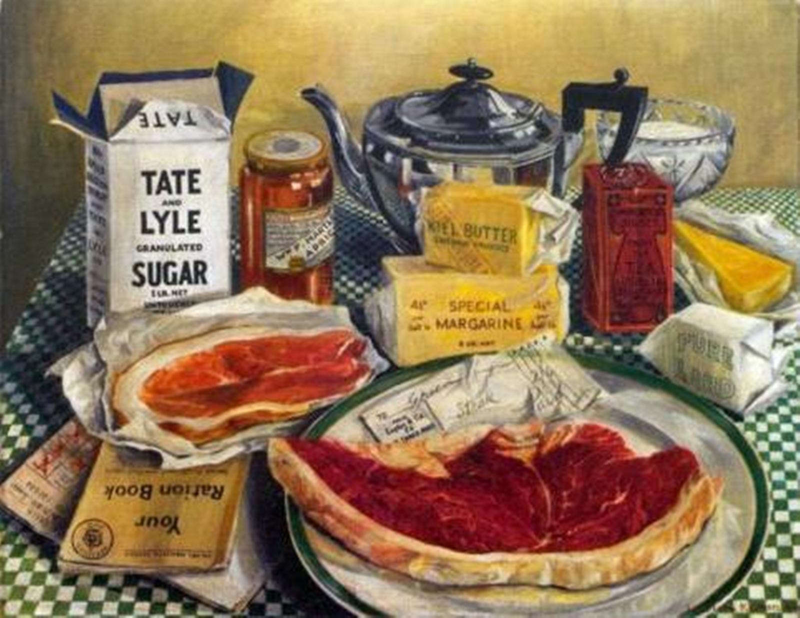 Wartime Food | Natacha Chevalier @sociohistory.com